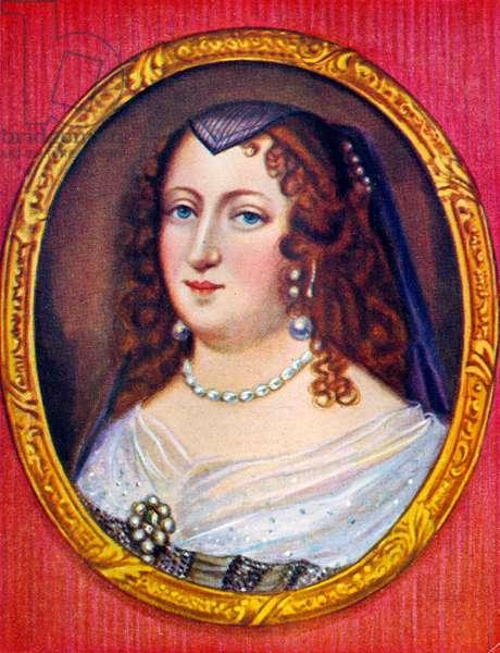 Anne of Austria Portrait