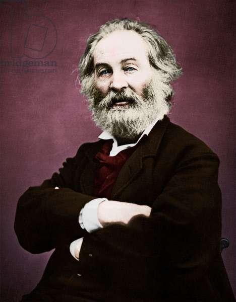 Walt Whitman  -