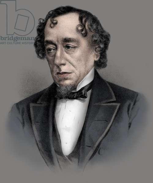 Benjamin Disraeli - Earl