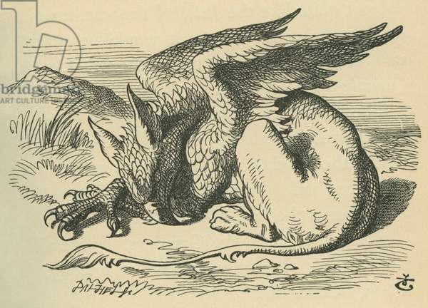 The Gryphon, Lewis Carroll