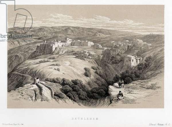 Bethlehem  By David