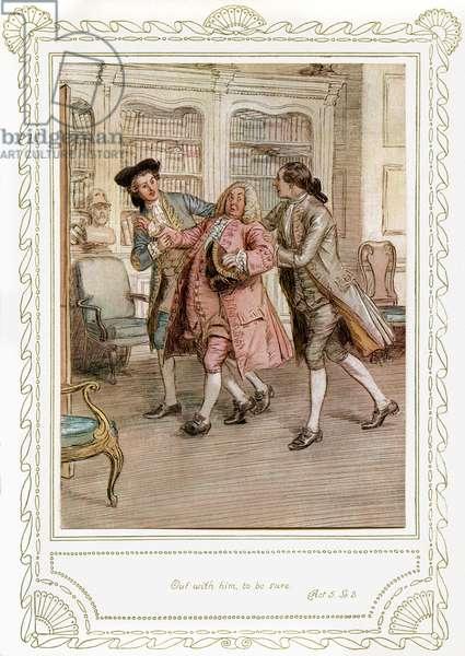 Richard Brinsley Sheridan's play