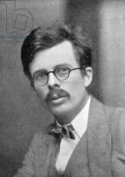 Aldous Huxley - English