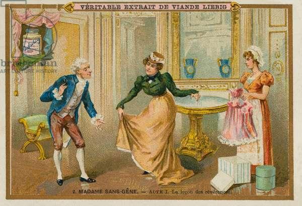 Madame Sans-Gene by Victorien Sardou