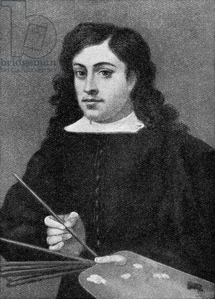 Bartolomé Esteban Murillo - portrait
