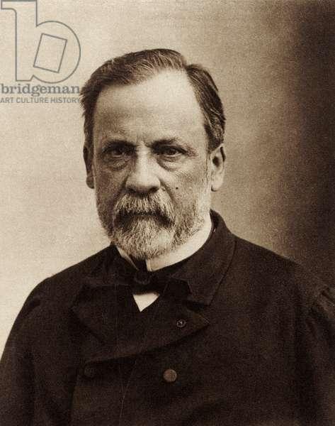 Louis Pasteur - portrait