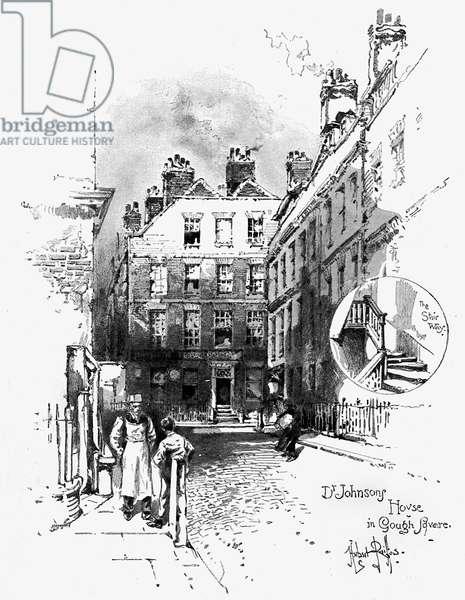 Samuel Johnson's house in