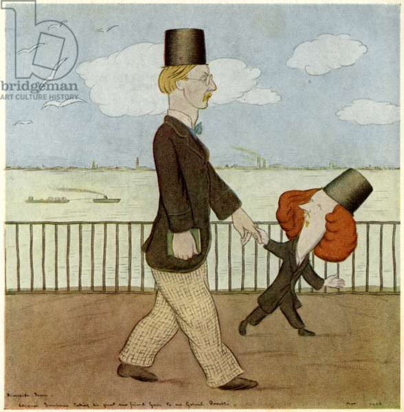 Algernon Swinburne and Edmund