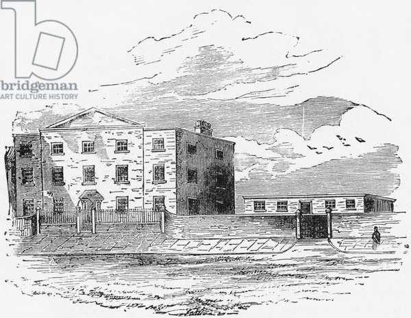 Daniel Defoe 's home in Stoke Newington