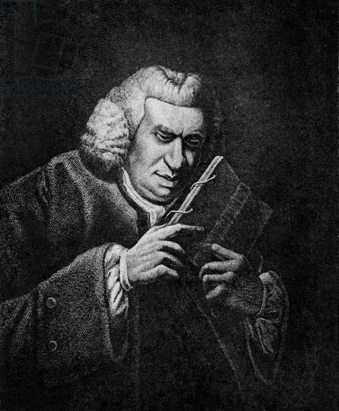 Samuel Johnson - portrait