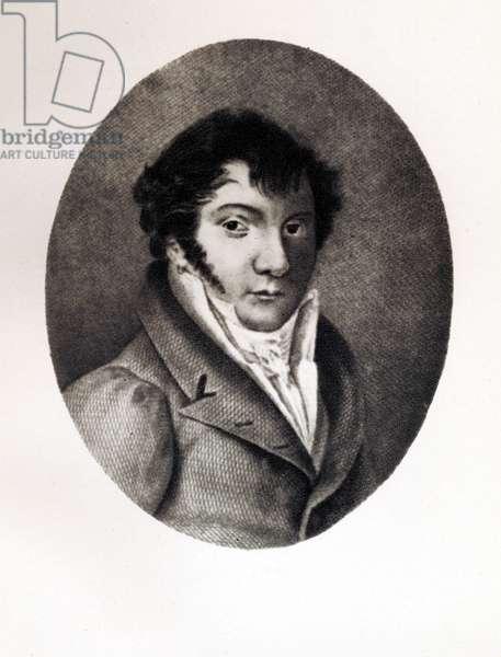 Salvatore Vigano portrait Italian