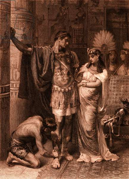 William Shakespeare 's play Antony and Cleopatra