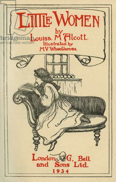 Little Women by Louisa M Alcott