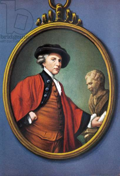 Sir Joshua Reynolds Portrait