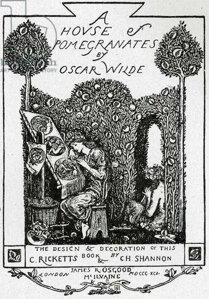 Oscar Wilde - Cover
