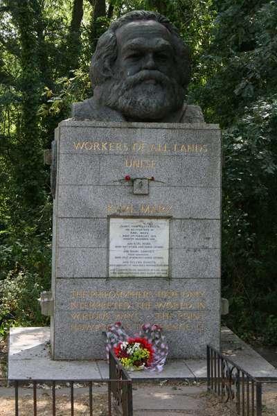 Karl Marx  's
