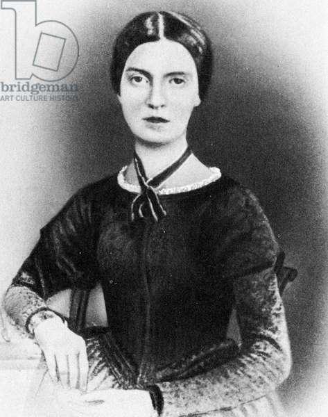 Emily Elizabeth Dickinson c. 1846