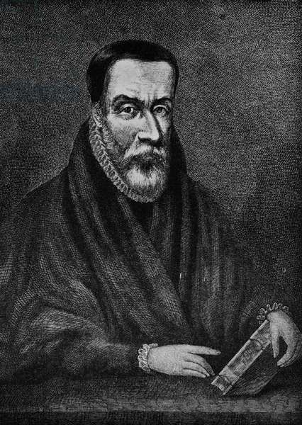 William Tyndale - portrait