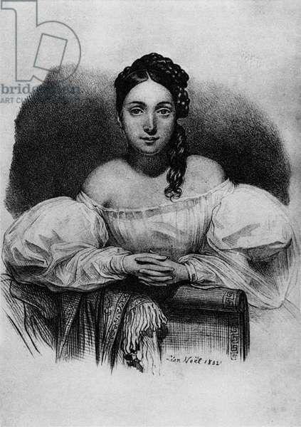 Juliette Drouet - 1832