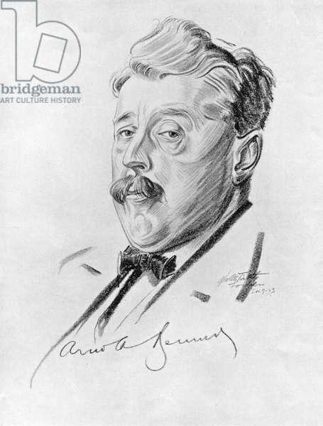 Arnold Bennett - c1924