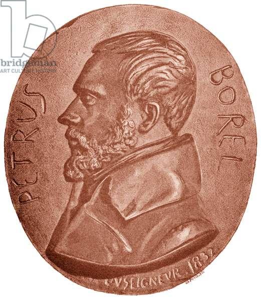 Medallion portrait of Petrus