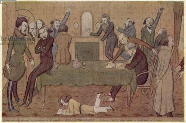 Dante Gabriel Rossetti -