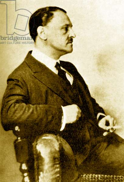 Somerset Maugham - portrait