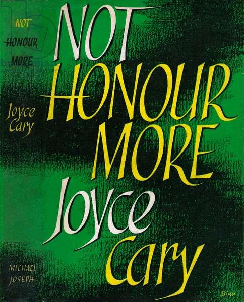 'Not Honour More' -