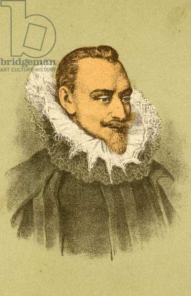 Edmund Spenser author of