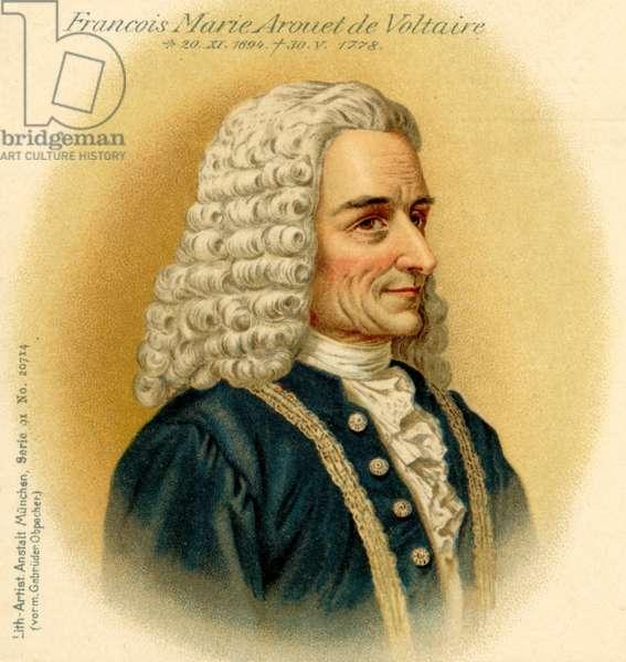 Francois-Marie Arouet Voltaire -