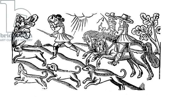 Hunters c 1680-1700 Two