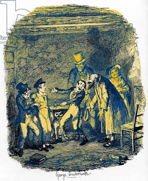 Charles Dickens 's 'The Adventures of Oliver Twist