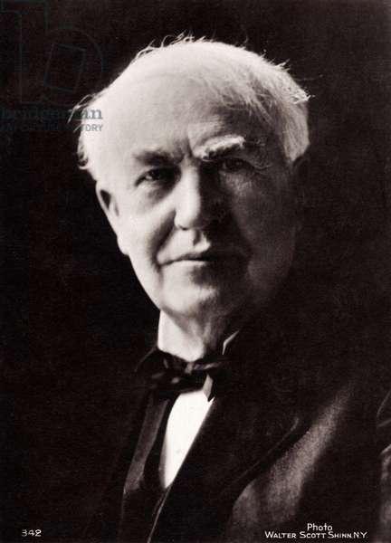 Thomas Alva Edison -