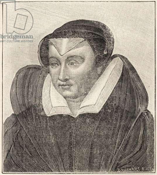 Catherine of / de