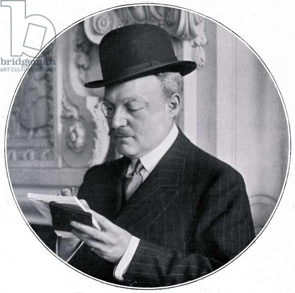 Fernand Vanderem