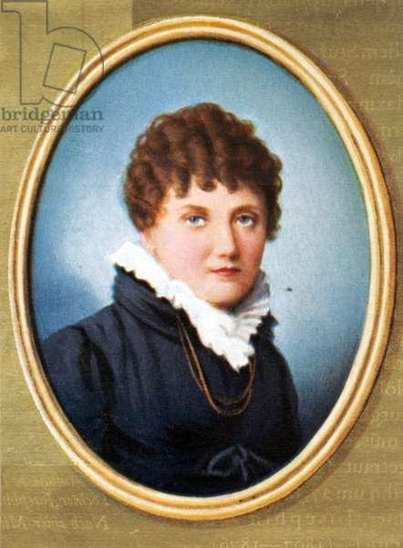 Caroline Bonaparte Portrait of