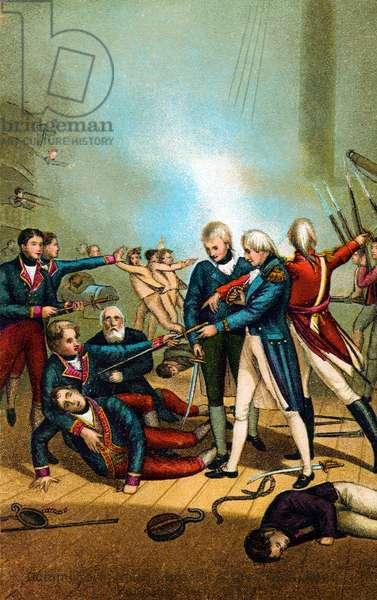 Admiral Horatio Nelson -