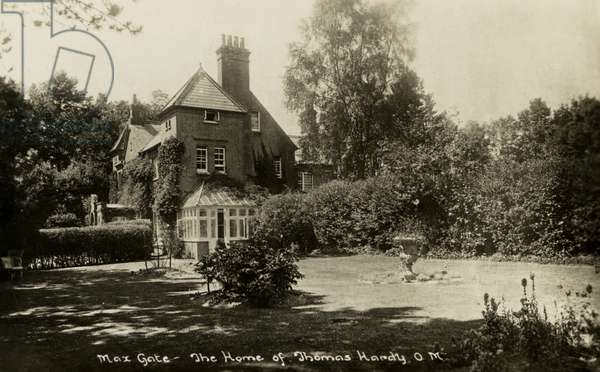 Thomas Hardy house 'Max