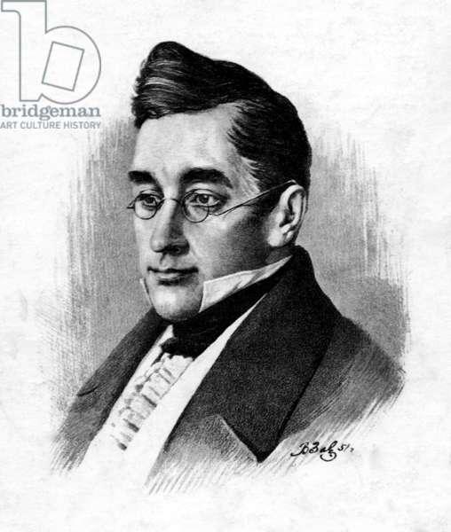 Alexander Sergeevich Griboedov -