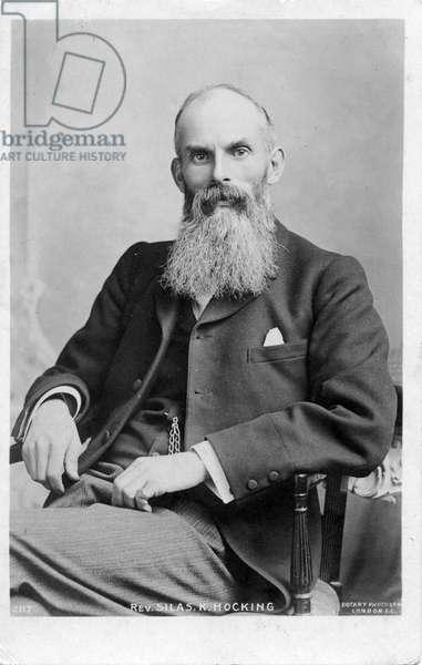 Reverend Silas Hocking - portrait