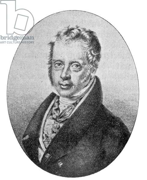 Mayer Amschel Rothschild -