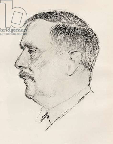 H G Wells -