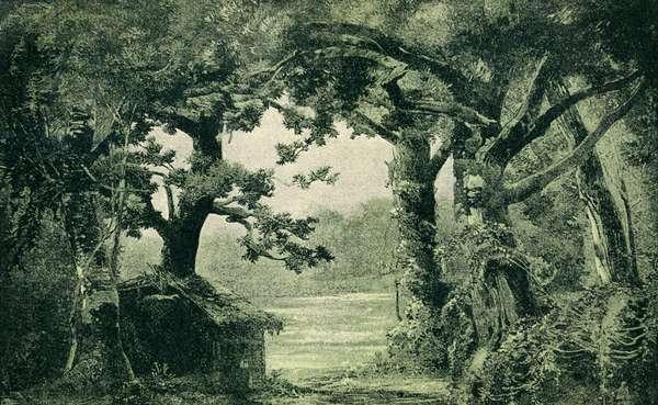 Richard Wagner 's Parsifal Act III Scene I