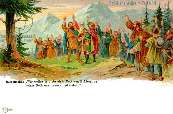 Wilhelm Tell (William Tell) - play by Friedrich von Schiller