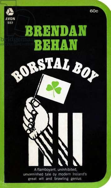 Brendan Behan book cover