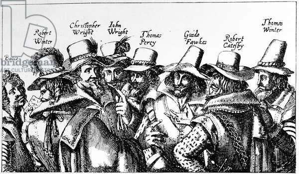 The Gunpowder Plotters An