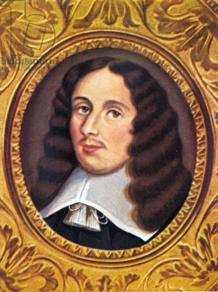Molière born Jean-Baptiste Poquelin