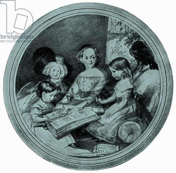Charles Dickens's children -
