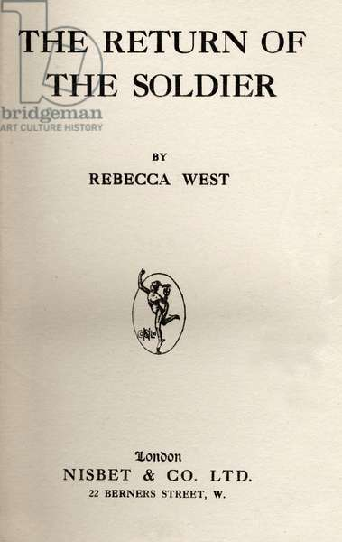 Rebecca West 'The Return