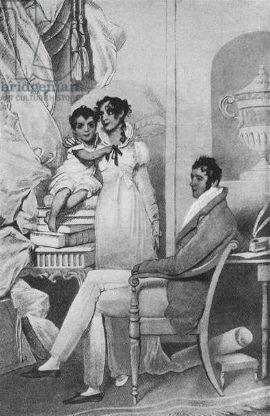 William Makepeace Thackeray -
